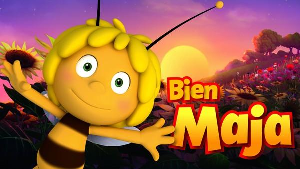 Maja opplever rare og vakre ting i naturen der hun summer rundt med sin smittsomme entusiasme. Tysk animasjonsserie.