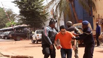 Terror i Mali