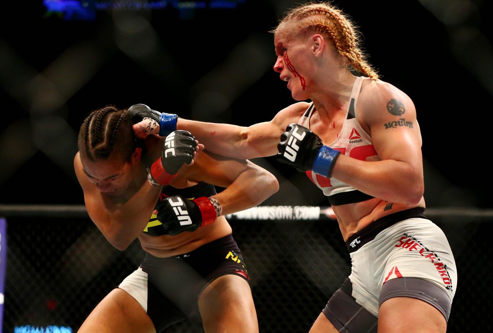 UFC består av åtte vektklassar for herrer og to for kvinner.