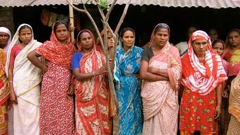 Kvinnegruppemøte i Dhaka, Bangladesh.