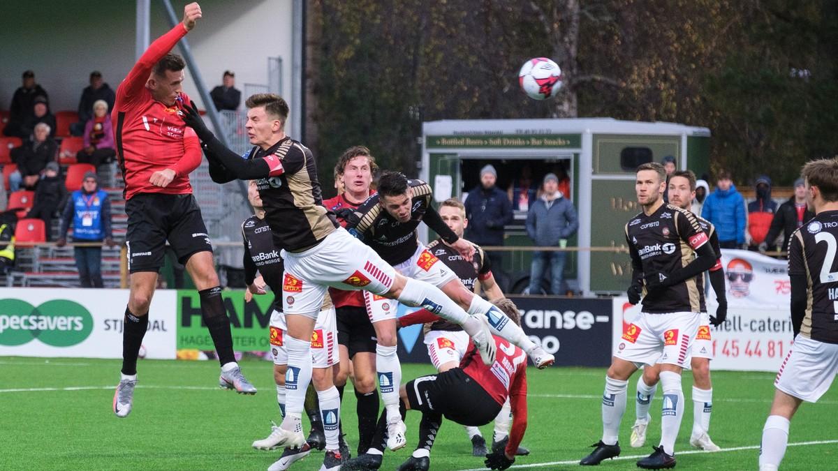 Topplaga tapte i 1. divisjon