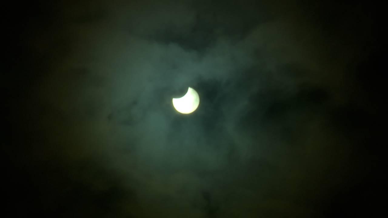 Solformørkelse Bodø
