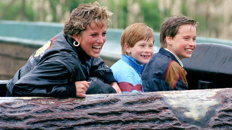 Diana, vår mamma