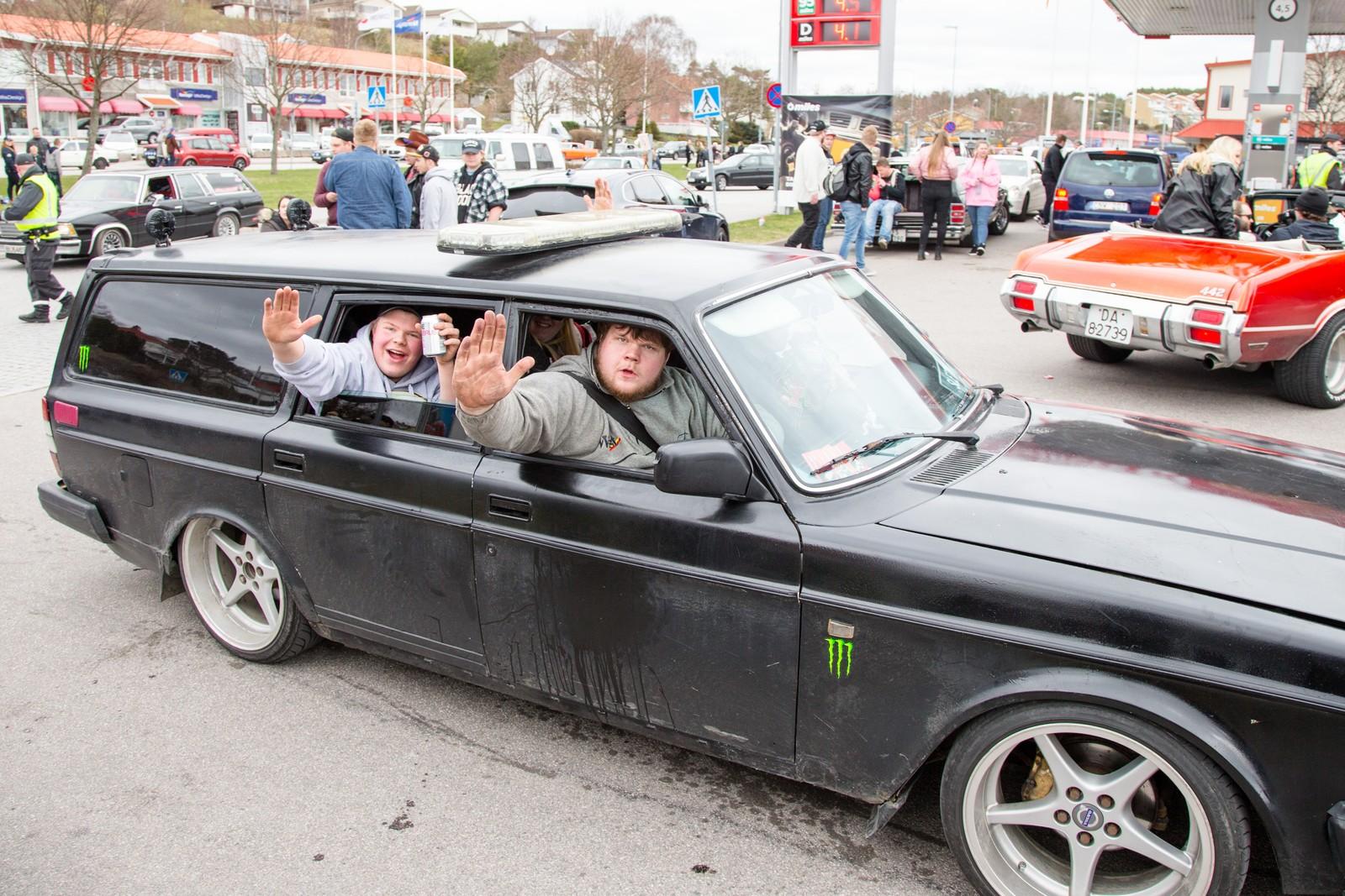 Nordmenn samles i Strömstad i Sverige skjærtorsdag.