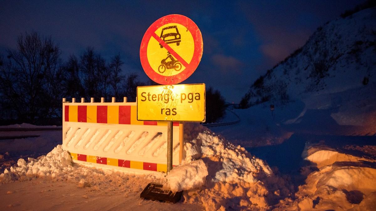 Uvær Kirkenes 09.12.2016 - Foto: Jonas Sjøkvist Karlsbakk