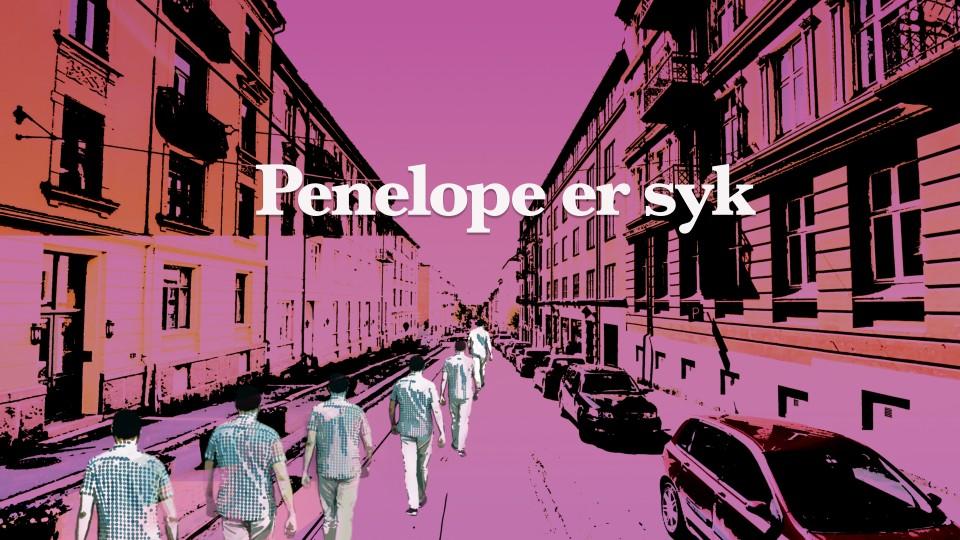 Penelope er syk - Radioteatret