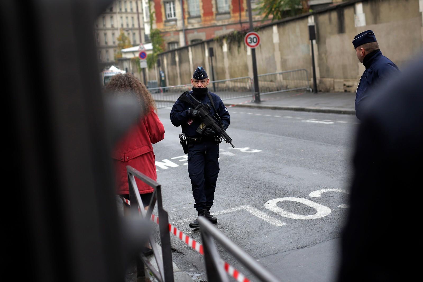 Det fortsatt unntakstilstand i Frankrike, og denne helgen er sikkerheten ekstra skjerpet.