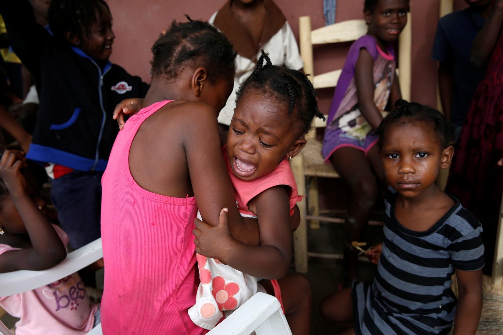 Haiti er et av de landene i verden med høyest barnedødelighet. Per 1000 fødsel dør 60 i landet.