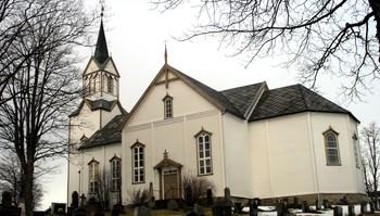 Frosta kirke