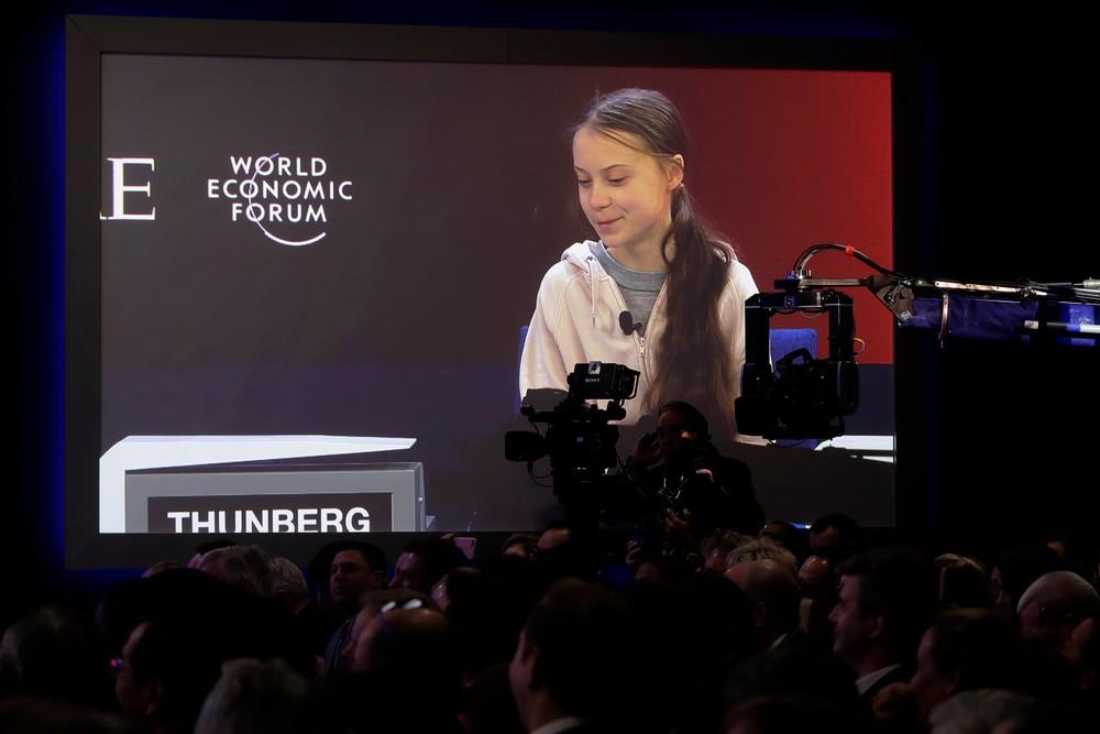 Thunberg: – Knapt noko er gjort for å redde klimaet
