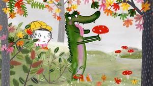 Rita og krokodille: 1. episode