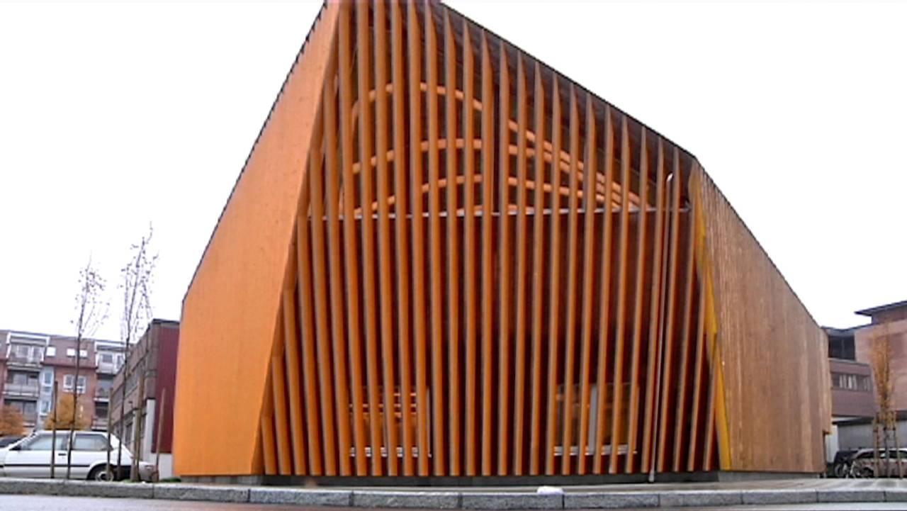 Vennesla bibliotek og kulturhus