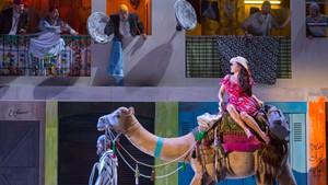 """Hovedscenen - TV: """"Italienerinnen i Algerie"""" med Cecilia Bartoli i hovedrollen"""