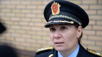 Politimester Ellen Katrine Hætta