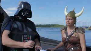 Eit svensk ferieeventyr: 1. episode