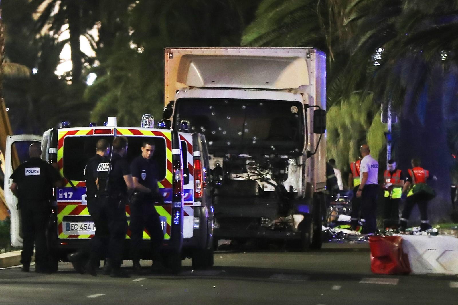 Terrorangrep i Nice 14. juli 2016