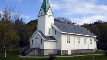 Ramsvik kirke i Rissa