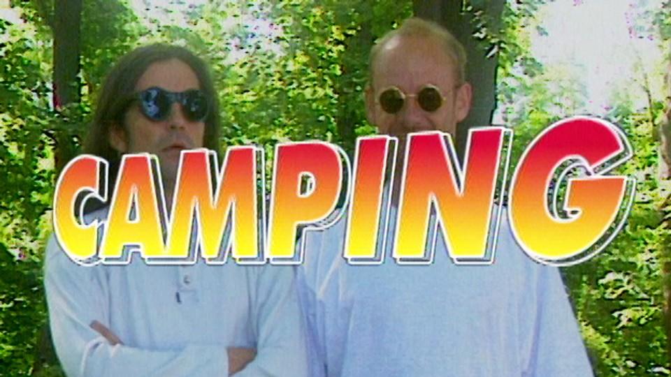 Camping - for Gud og Herman