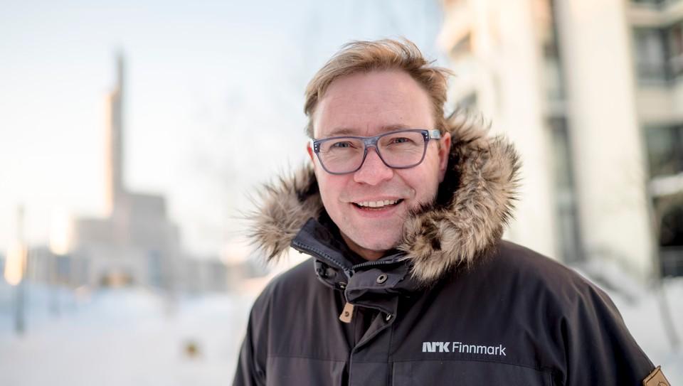 Ettermiddagssending fra Troms og Finnmark