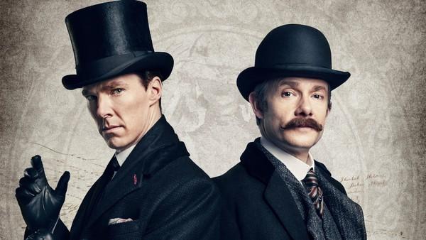 Sherlock spesial