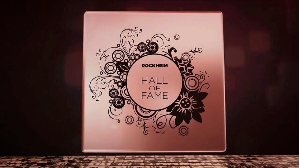 Rockheim Hall of Fame 2016