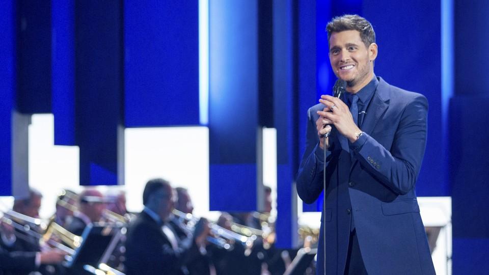 Ein kveld med Michael Bublé