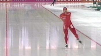 Eskil Ervik på 10 000 m i Moskva