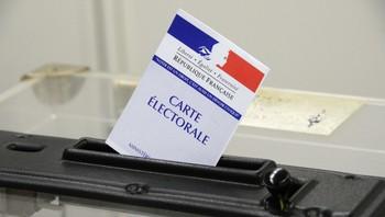 Fransk stemmeseddel
