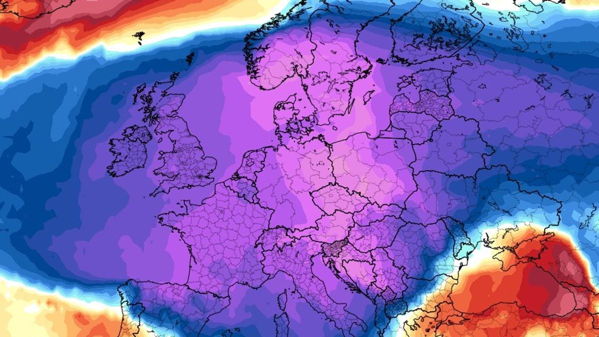 Venter Sibir-kulde i Sør-Norge
