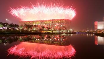 Åpningsseremonien under sommer-OL i Beijing i 2008
