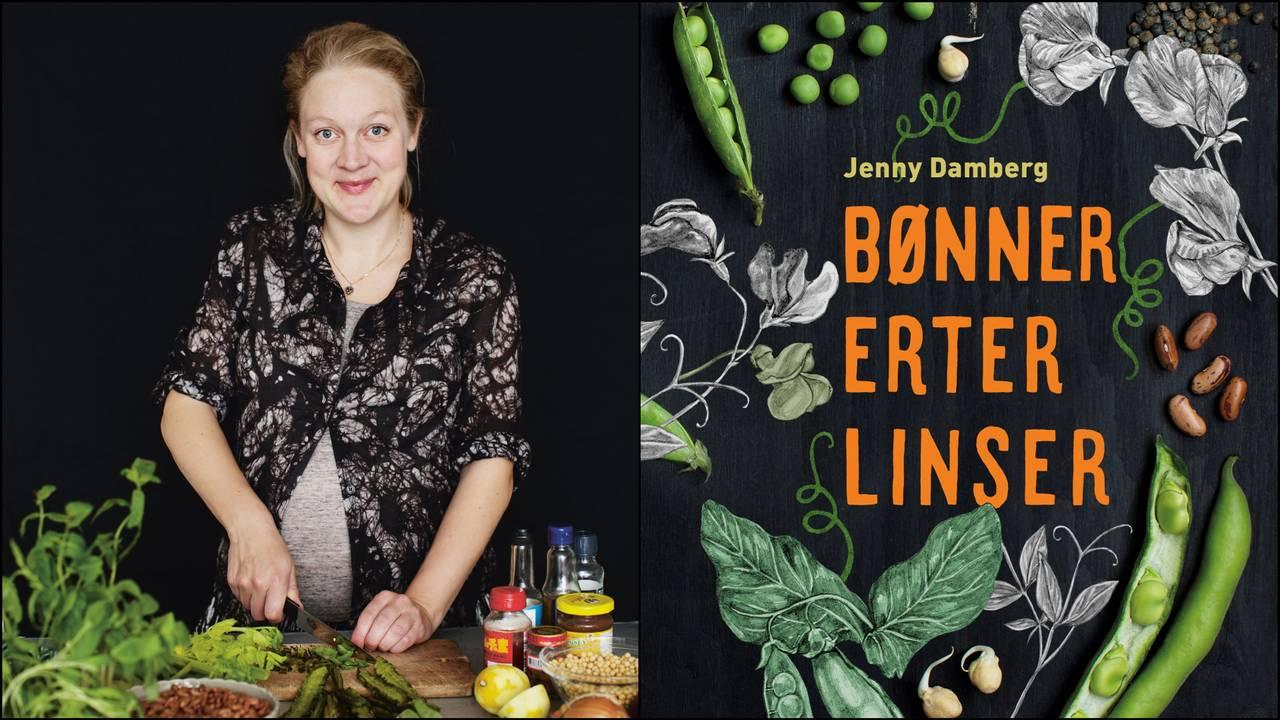 Kokebokforfatter Jenny Damberg har gitt ut boka