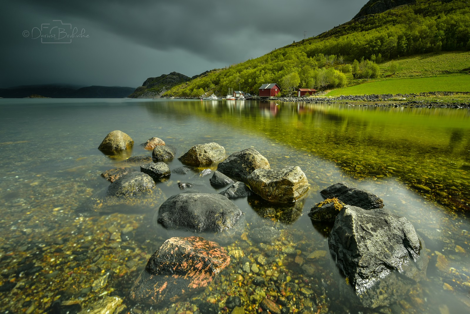Harbak, Åfjord