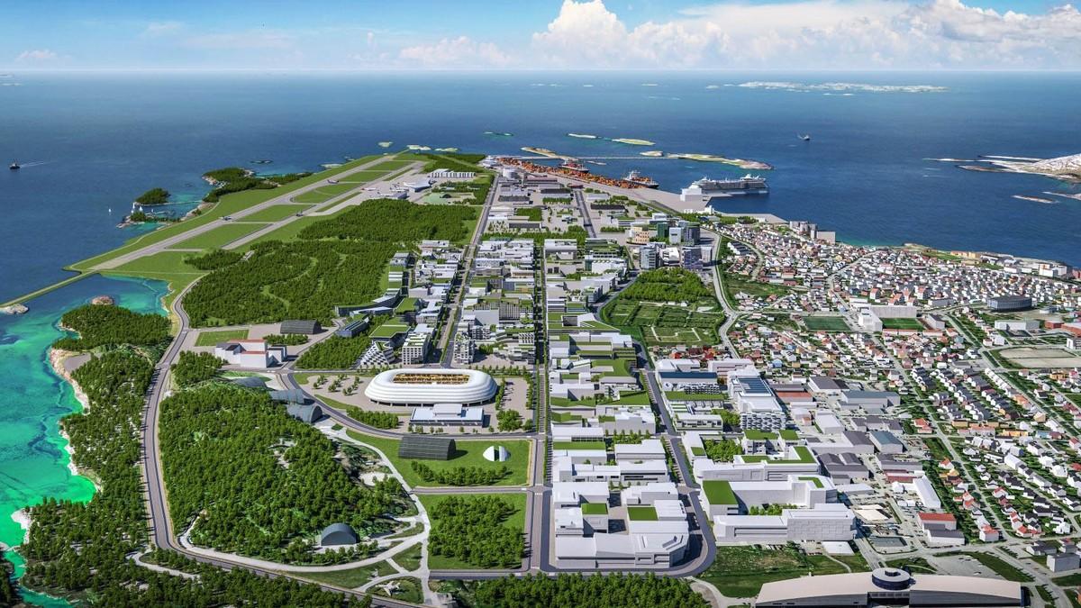 Ny by – ny flyplass – NRK Nordland – Lokale nyheter, TV og ...