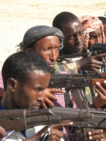 Radikale islamistiske somaliere