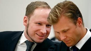 Anders Behring Breivik og Tord Jordet