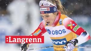 Norgescup langrenn: 10 km klassisk, kvinner