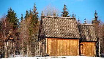 Kolbrandstad stavkyrkje