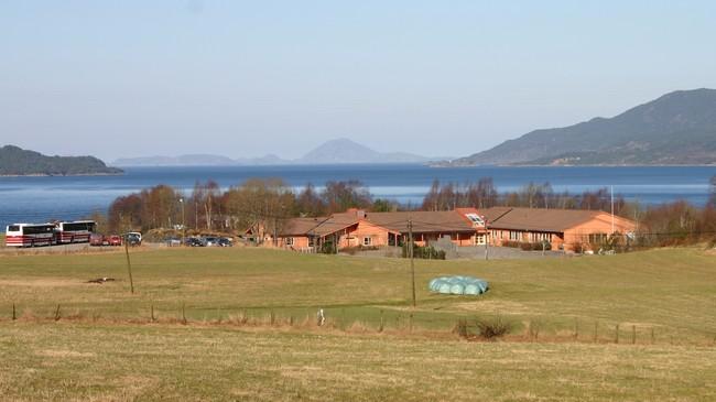 Gjelsvik skule. Foto: Ottar Starheim, NRK.