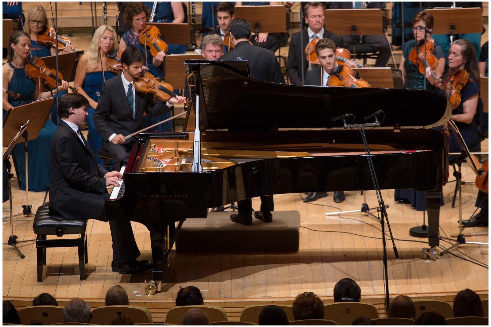 Vadym Kholodenko spiller Grieg