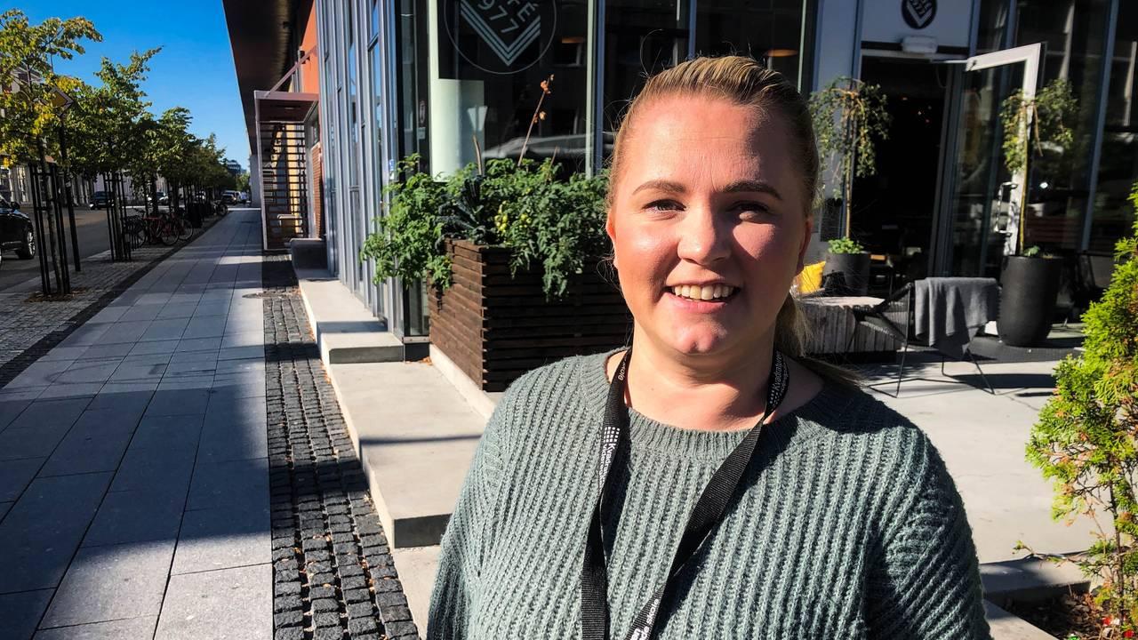 Charlotte Tangstad.