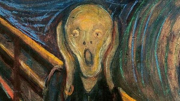 Munch - La skriket bli hørt