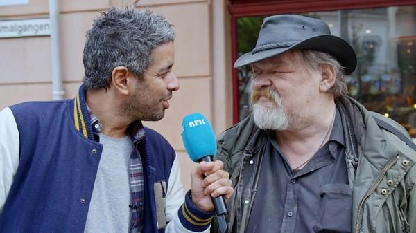 – Norge er et jævla rasisthøl