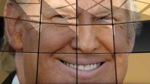 Donald Trump på hjemmebane