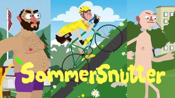 Norsk sommer fra A til Å