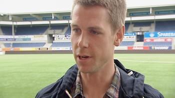 Aafk-kaptein Daniel Arnefjord