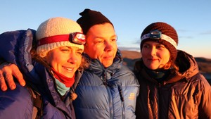 Jenter til Kilimanjaro