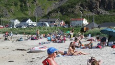Også i dag sår flere varmerekorder for fall i Nord-Norge.