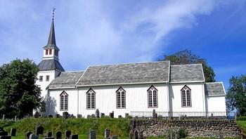 Namdalseid kirke
