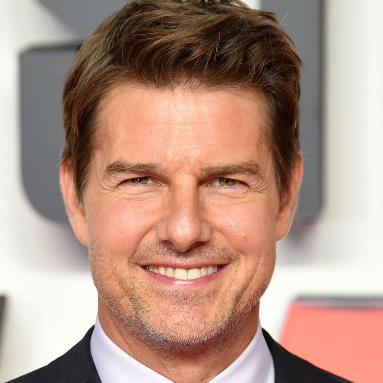 Portrettbilde av Tom Cruise