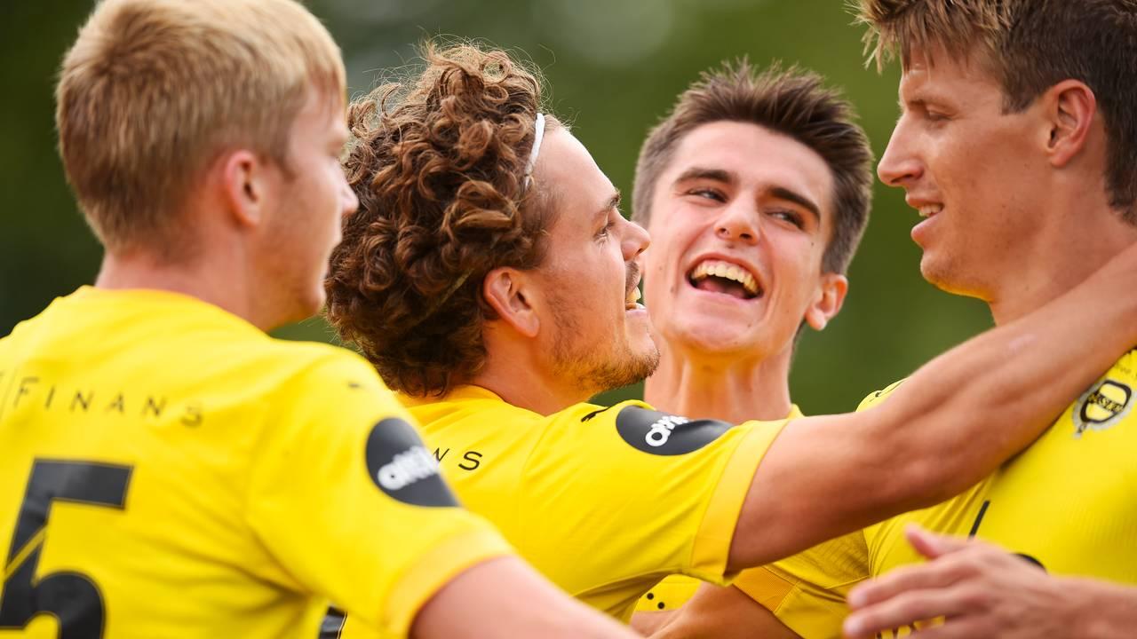 NM i fotball 2021: Skeid - Lillestrøm